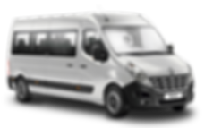 Renault Master  Blanche Turismo