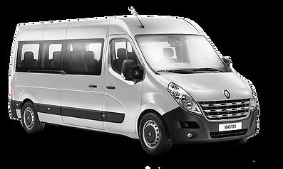 Renault Master  Blanche Turismo