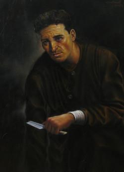 Saint Bartholomew or Sal the Barber