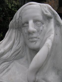 Pieta Detail of Mary