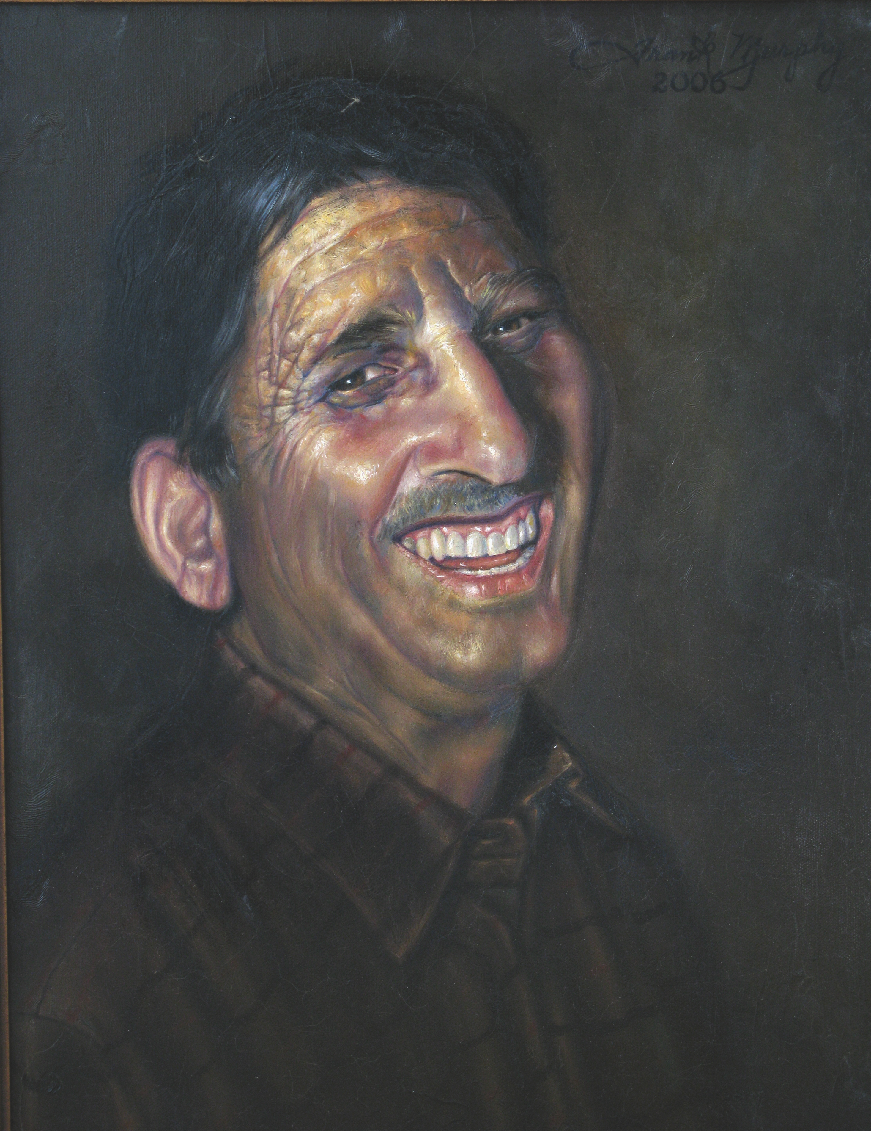 Laughing Man