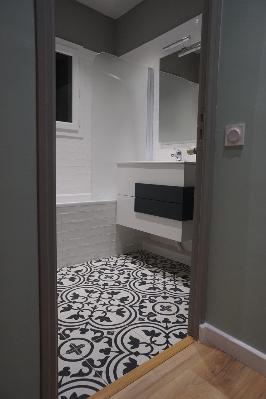 Salle de bain la Mitre