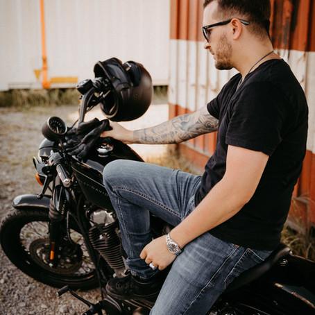 Phil x Harley Davidson