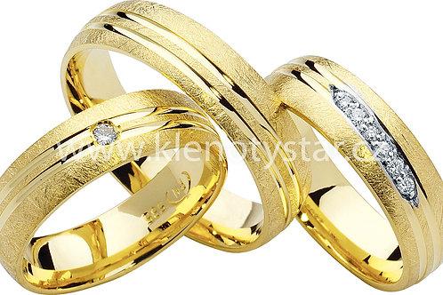 Snubní prsteny - R69