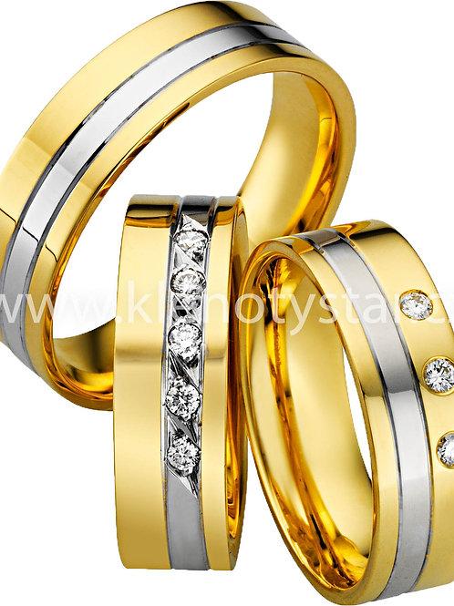 Snubní prsteny - A24