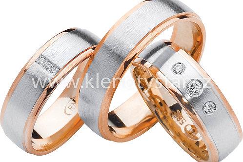 Snubní prsteny - R64