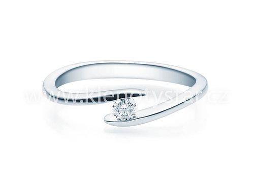 Zásnubní prsten 18015