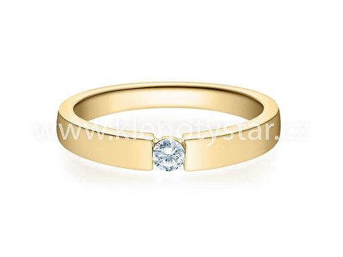 Zásnubní prsten 18012