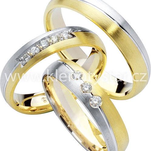 Snubní prsteny - R60