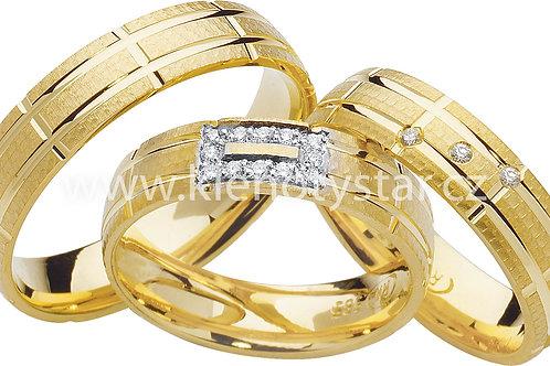 Snubní prsteny - R76
