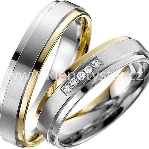 Snubní prstený A33