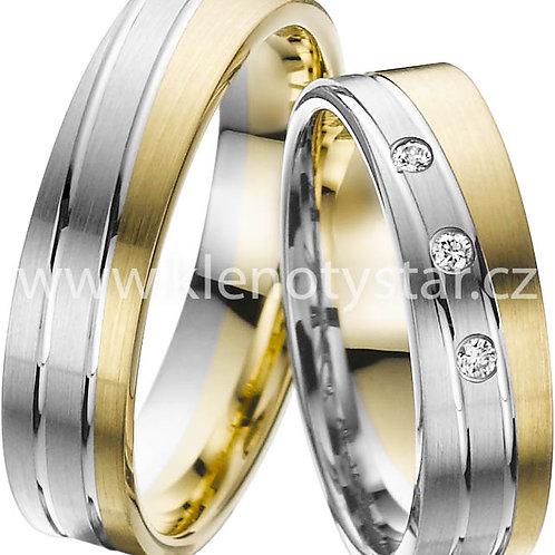 Snubní prsteny A 45