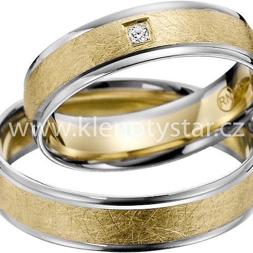 snubní prsteny - R144