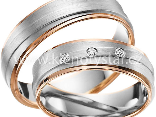 Snubní prsteny A 46