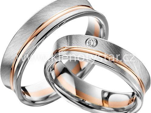 Snubní prsteny A 44