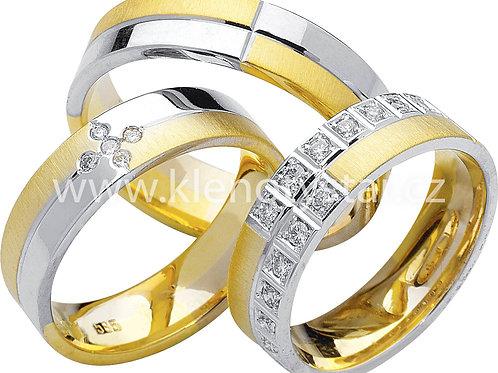 Snubní prsteny - R59