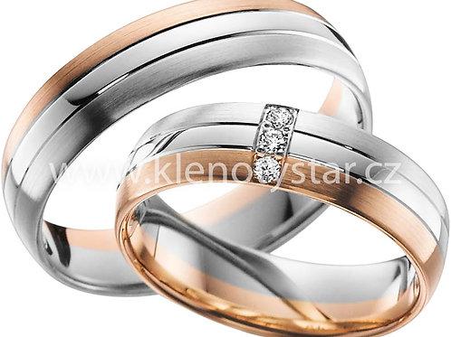 Snubní prstený A 34
