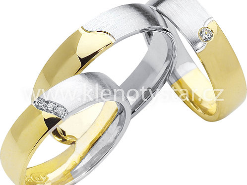 Snubní prsteny - R56