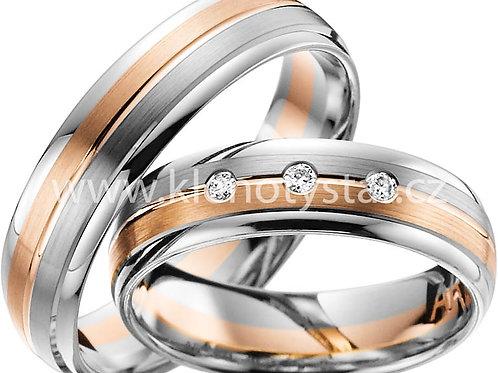 Snubní prsteny A 51