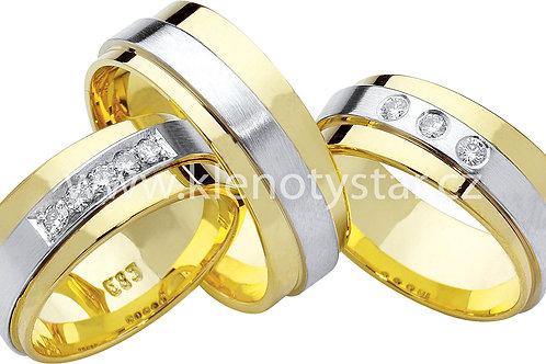 Snubní prsteny - R52