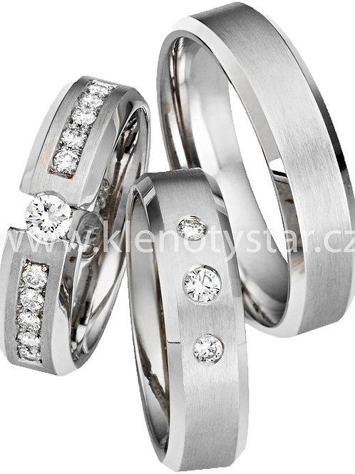 Snubní prsteny - A20