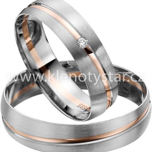 snubní prsteny -R147