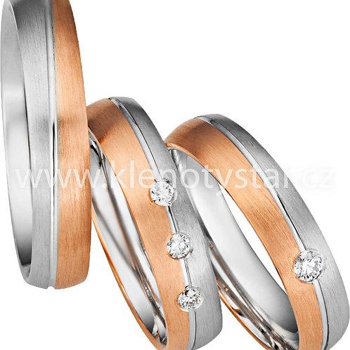 Snubní prsteny - A13
