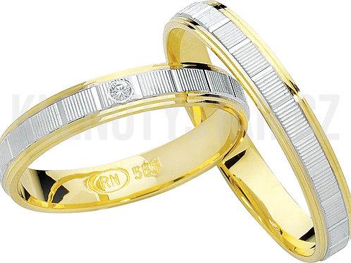 Snubní prsteny - R124