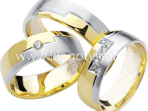 Snubní prsteny - R63