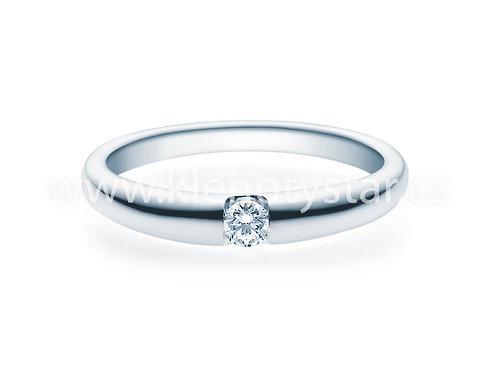 Zásnubní prsten 18005