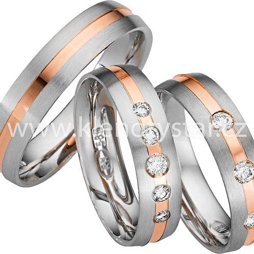 Snubní prsteny - A11