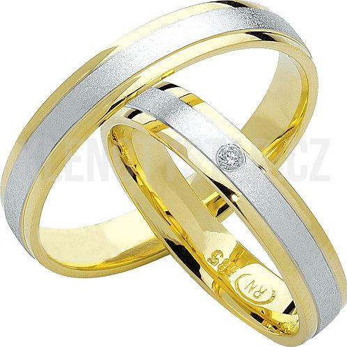 Snubní prsteny - R120