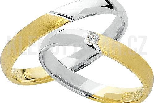 Snubní prsteny - R127