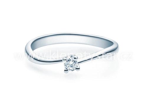 Zásnubní prsten 18011
