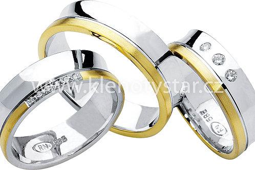 Snubní prsteny - R50