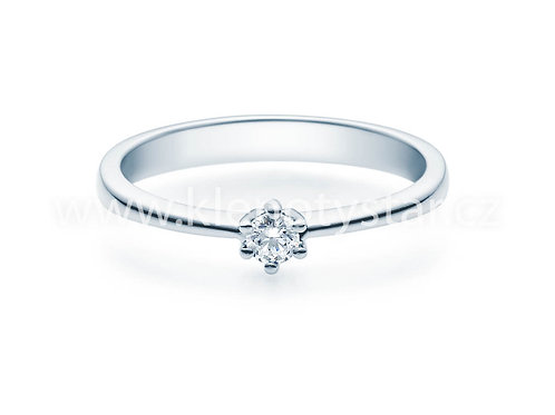 Zásnubní prsten 18001