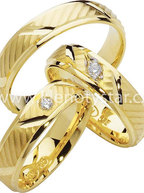 Snubní prsteny - R74