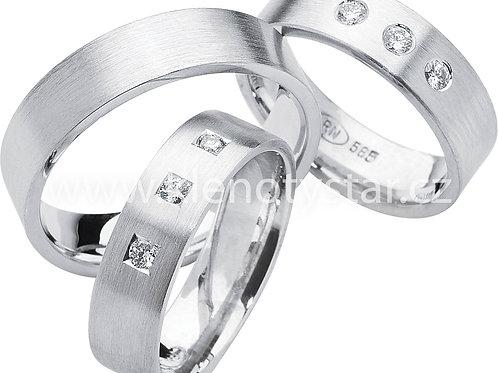 Snubní prsteny - R68