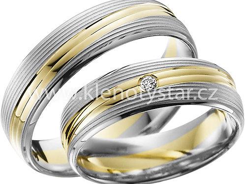Snubní prsteny A 41