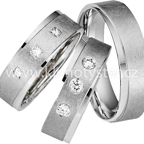 Snubní prsteny - A17