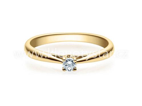 Zásnubní prsten 18002
