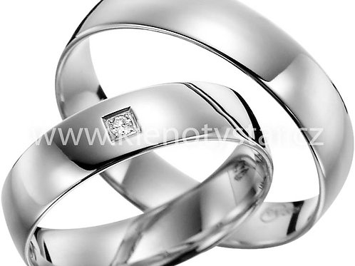 Snubní prsteny - R 133