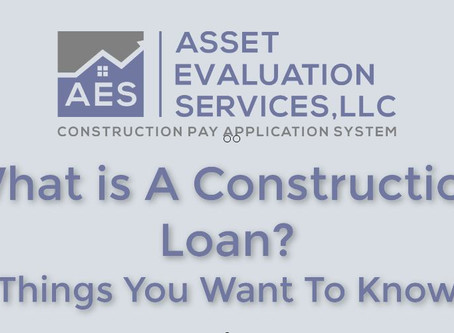 What is a construction Loan? Things you want to know.