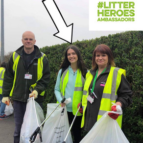 The start of a cleaner and greener Salford...