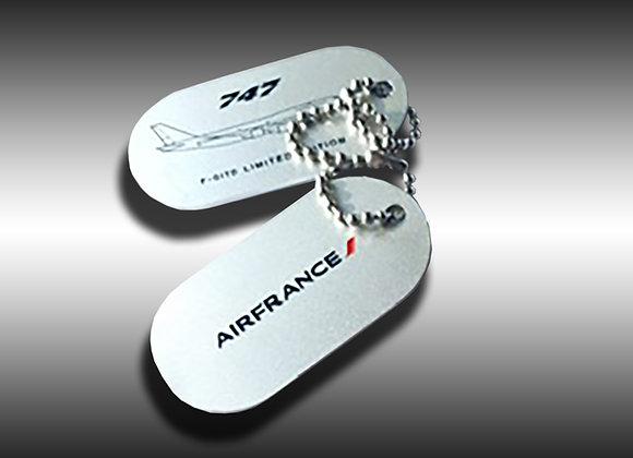 Tag-Bagage AIR FRANCE F-GITD