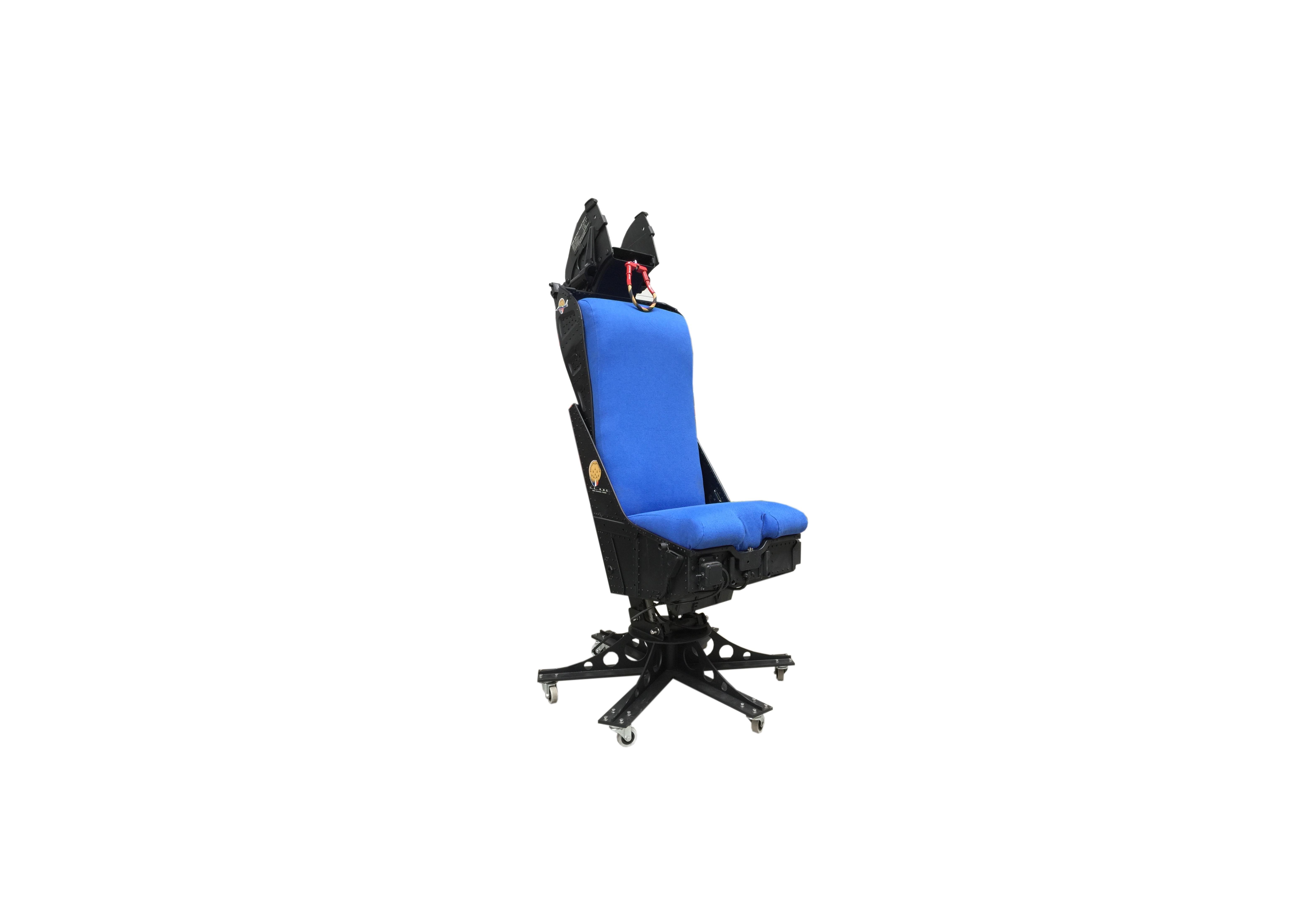 AlphaJet seat