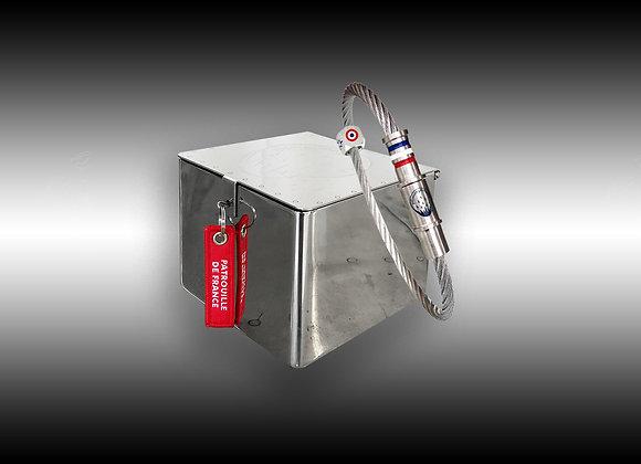 Coffret + Bracelet Mach 2 PAF Edition Alpha Jet Module