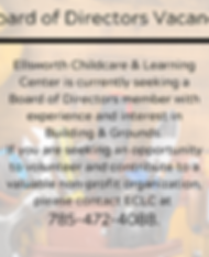 Ellsworth Childcare & Learning Center is