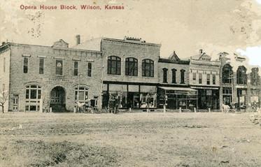 Opera House Block, 1900s