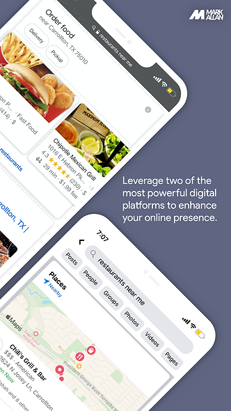 Google Search + Google Ads Display